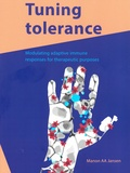 Thesis cover: Tuning tolerance