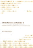 Thesis cover: A tale of chicken cathelicidin-2