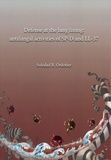 Thesis cover: Defense at the lung lining