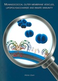 Thesis cover: Meningococcal outer membrane vesicles, lipopolysaccharide and innate immunity