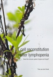 Thesis cover: T cell reconstitution after lymphopenia