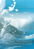 Thesis cover: Building Tolerance