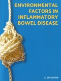 Thesis cover: Environmental factors in inflammatory bowel disease