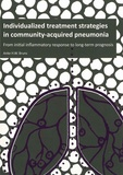 Thesis cover: Individualized treatment strategies in community-acquired pneumonia