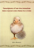 Thesis cover: Transcriptomics of host-virus interactions