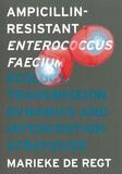 Thesis cover: Ampicillin-resistant Enterococcus faecium
