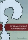 Thesis cover: Campylobacter and Toll-like receptors
