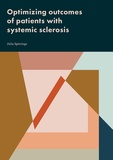 Thesis cover: Optimizing outcomes of patients with systemic sclerosis