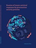 Thesis cover: Evasion of innate antiviral responses by picornavirus security proteins
