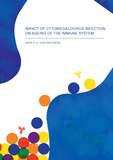Thesis cover: Impact of cytomegalovirus-infection on ageing of the immune system