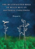 Thesis cover: The multifaceted role of mucin MUC1 in bacterial infections